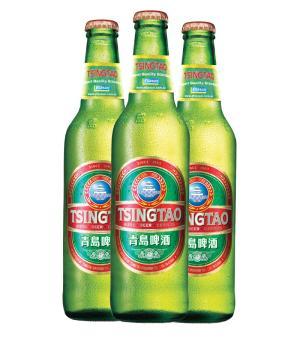 Tsingtao Longneck 3pk