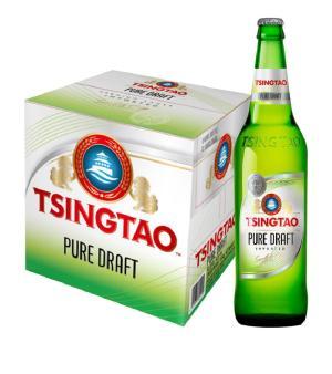 Tsingtao Longneck Case 12