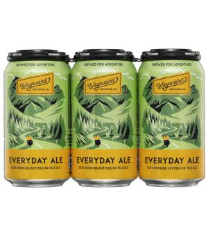 Wayward Brewing Co. Everyday Ale 6 pack