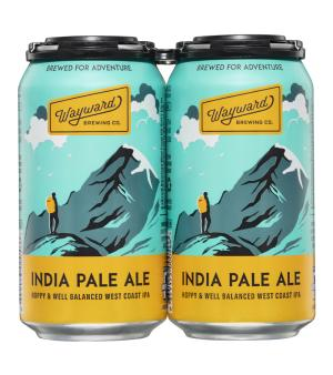 Wayward Brewing Co. India Pale Ale 4 pack