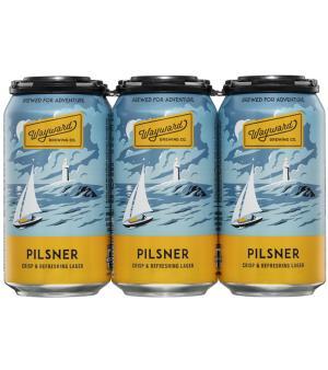 Wayward Brewing Co. Pilsner 6 pack