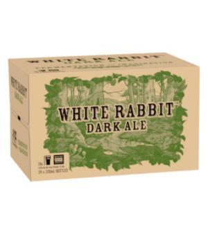 White Rabbit Dark Ale Case 24