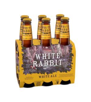 White Rabbit White Ale 6pk