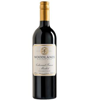 Woodlands Cab Franc Merlot 6 Case
