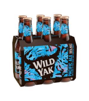 Yak Ales Wild Yak Stubbies 6pk