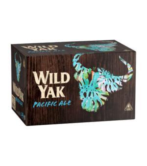 Yak Ales Wild Yak Stubbies Case 24