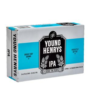 Young Henrys IPA Case 24