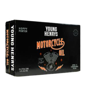 Young Henrys Motorcycle Oil Porter Can Case 24