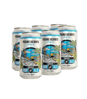 Young Henrys IPA Can 6pk