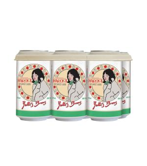 Yullis Margot Dry Apple Cider Can 6pk